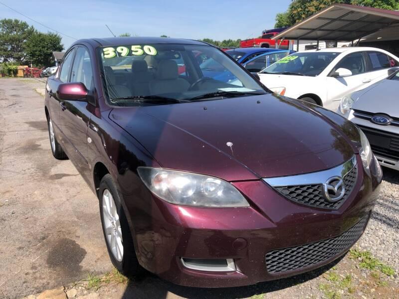 2007 Mazda MAZDA3 for sale at Rocket Center Auto Sales in Mount Carmel TN