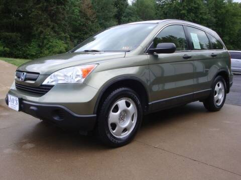 2008 Honda CR-V for sale at Jay's Auto Sales Inc in Wadsworth OH