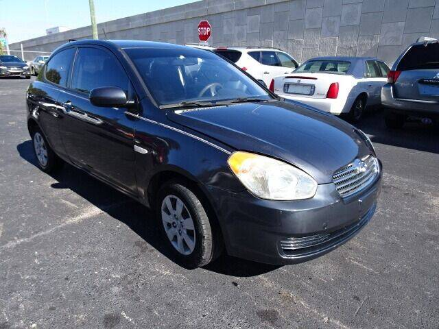 2011 Hyundai Accent for sale at DONNY MILLS AUTO SALES in Largo FL