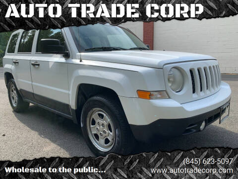 2011 Jeep Patriot for sale at AUTO TRADE CORP in Nanuet NY