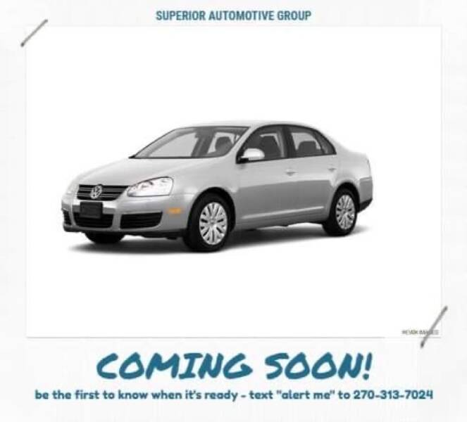 2010 Volkswagen Jetta for sale at Superior Automotive Group in Owensboro KY