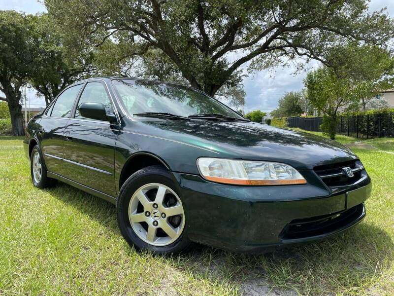 2000 Honda Accord for sale at Kaler Auto Sales in Wilton Manors FL