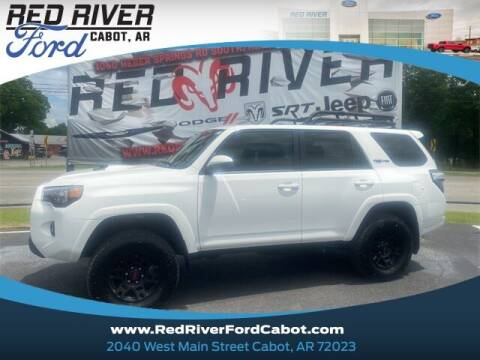 2019 Toyota 4Runner for sale at RED RIVER DODGE - Red River of Cabot in Cabot, AR