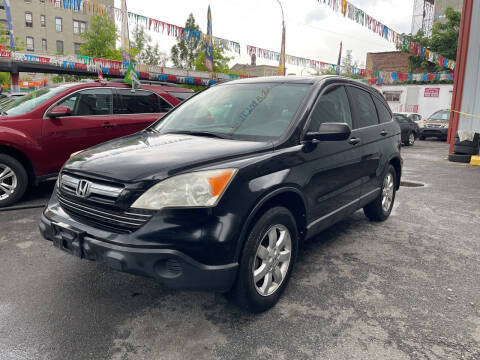 2007 Honda CR-V for sale at Gallery Auto Sales in Bronx NY