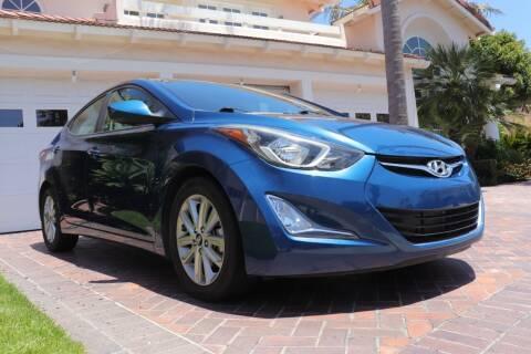 2014 Hyundai Elantra for sale at Newport Motor Cars llc in Costa Mesa CA
