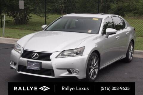 2013 Lexus GS 350 for sale at RALLYE LEXUS in Glen Cove NY