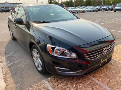 2014 Volvo S60 for sale at Auto Solutions in Warr Acres OK
