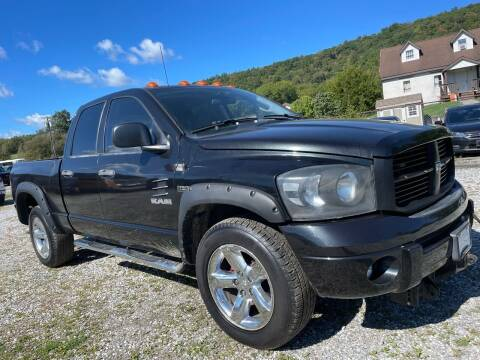 2008 Dodge Ram Pickup 1500 for sale at Ron Motor Inc. in Wantage NJ