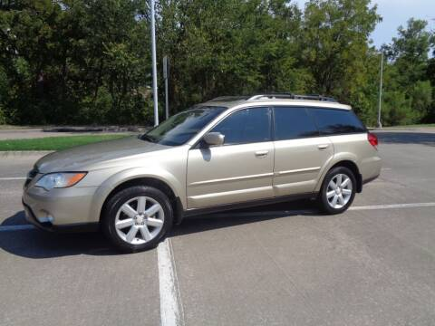 2008 Subaru Outback for sale at ACH AutoHaus in Dallas TX