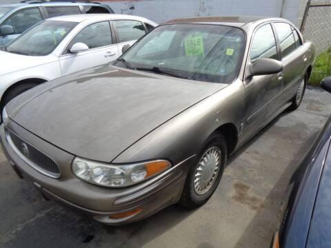 2001 Buick LeSabre for sale at Aspen Auto Sales in Wayne MI