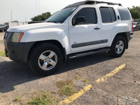 2006 Nissan Xterra for sale at OKC CAR CONNECTION in Oklahoma City OK
