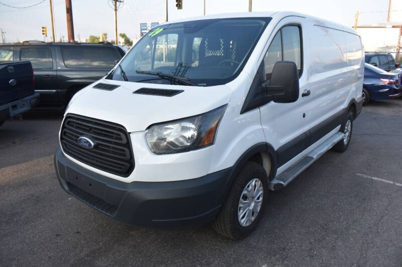 2019 Ford Transit Cargo for sale at Good Deal Auto Sales LLC in Denver CO