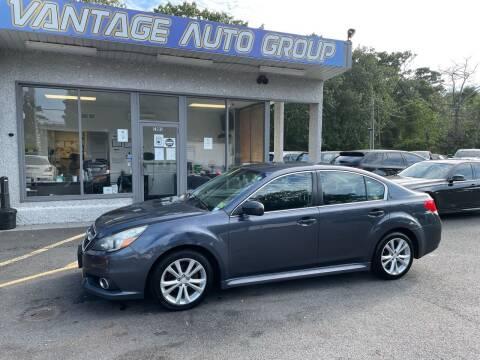 2014 Subaru Legacy for sale at Vantage Auto Group in Brick NJ
