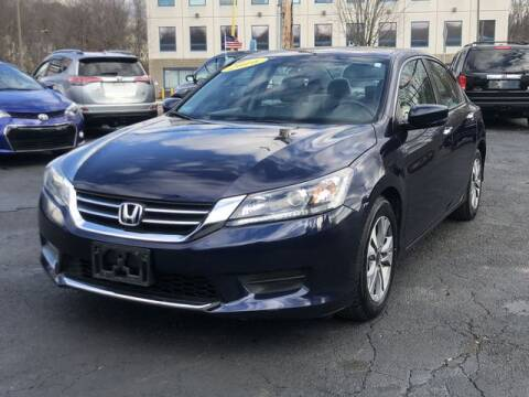 2015 Honda Accord for sale at All Star Auto  Cycle in Marlborough MA