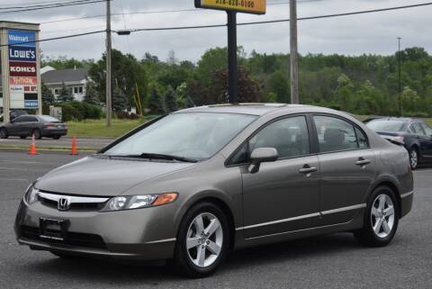 2006 Honda Civic for sale at Broadway Garage of Columbia County Inc. in Hudson NY