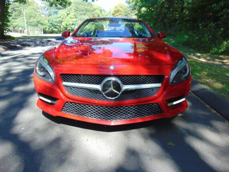 2013 Mercedes-Benz SL-Class SL 550 2dr Convertible - Waterbury CT