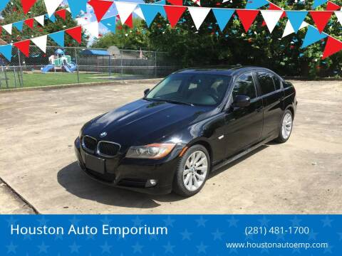 2011 BMW 3 Series for sale at 1st Stop Auto in Houston TX