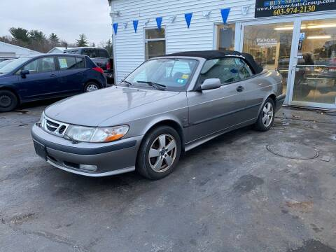 2002 Saab 9-3 for sale at Plaistow Auto Group in Plaistow NH