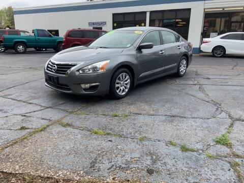 2015 Nissan Altima for sale at Superior Automotive Group in Owensboro KY
