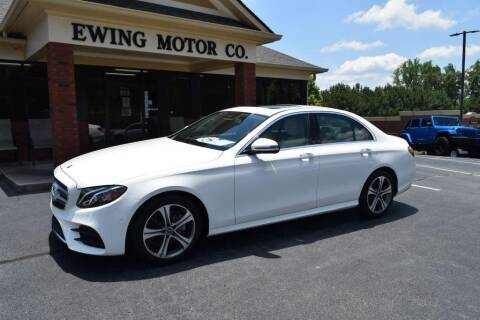 2018 Mercedes-Benz E-Class for sale at Ewing Motor Company in Buford GA