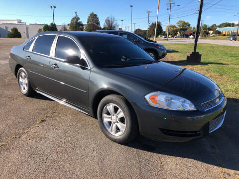2014 Chevrolet Impala Limited for sale at Haynes Auto Sales Inc in Anderson SC