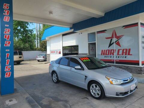 2008 Ford Focus for sale at Nor Cal Auto Center in Anderson CA