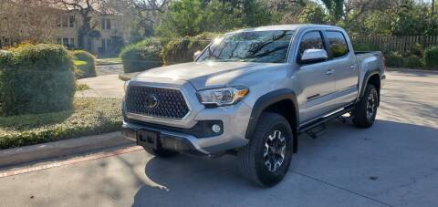 2018 Toyota Tacoma for sale at Motorcars Group Management - Bud Johnson Motor Co in San Antonio TX