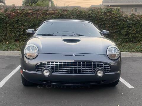 2003 Ford Thunderbird for sale at CARFORNIA SOLUTIONS in Hayward CA