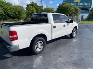 2004 Ford F-150 for sale at Turnpike Motors in Pompano Beach FL