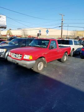 2001 Ford Ranger for sale at Country Auto Sales in Boardman OH