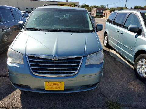2008 Chrysler Town and Country for sale at Brothers Used Cars Inc in Sioux City IA
