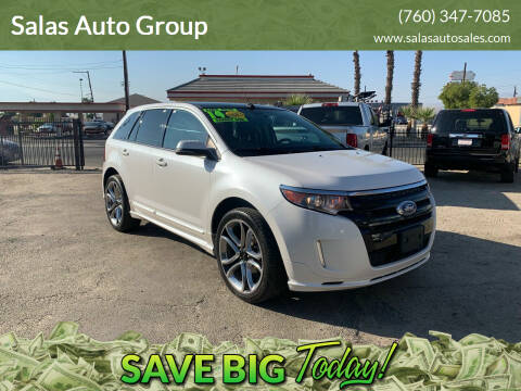 2014 Ford Edge for sale at Salas Auto Group in Indio CA
