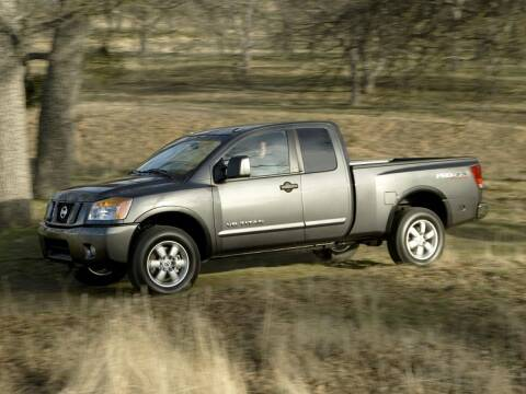 2014 Nissan Titan for sale at Bill Gatton Used Cars - BILL GATTON ACURA MAZDA in Johnson City TN