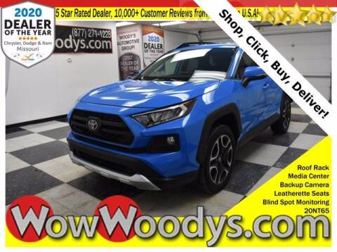 2020 Toyota RAV4 for sale at WOODY'S AUTOMOTIVE GROUP in Chillicothe MO