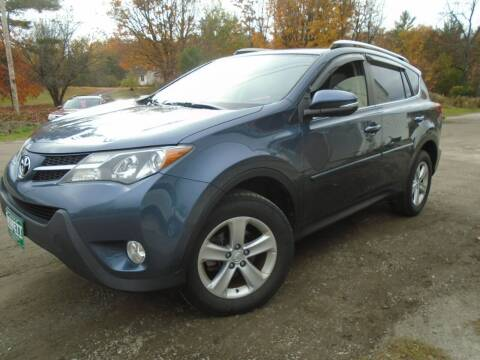 2014 Toyota RAV4 for sale at Wimett Trading Company in Leicester VT