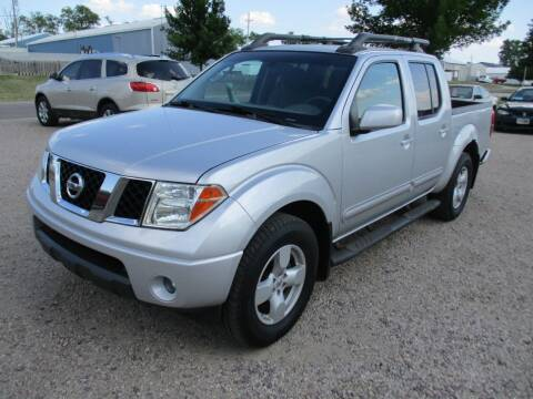 2005 Nissan Frontier for sale at Car Corner in Sioux Falls SD
