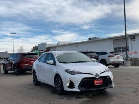 2019 Toyota Corolla for sale at Rocky Mountain Commercial Trucks in Casper WY
