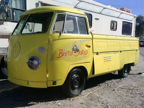 1955 Volkswagen n/a for sale at Collector Car Channel - Desert Gardens Mobile Homes in Quartzsite AZ