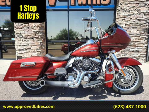 2013 Harley-Davidson Road Glide Ultra FLTRU for sale at 1 Stop Harleys in Peoria AZ