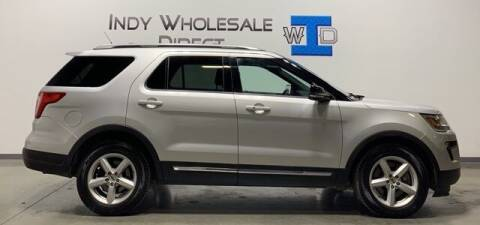 2018 Ford Explorer for sale at Indy Wholesale Direct in Carmel IN
