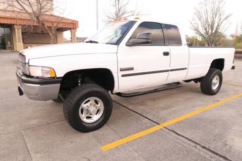 2000 Dodge Ram Pickup 2500 for sale at Louisiana Truck Source, LLC in Houma LA