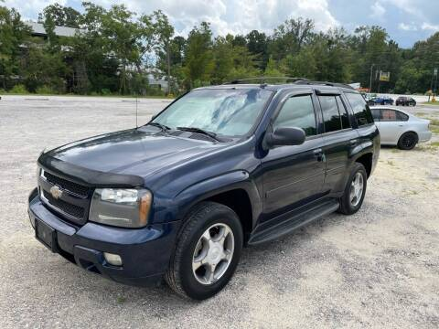 2008 Chevrolet TrailBlazer for sale at Hwy 80 Auto Sales in Savannah GA
