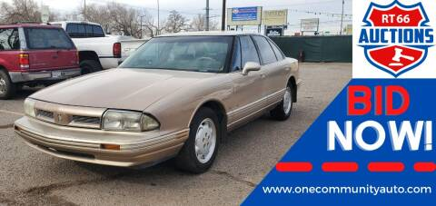 1993 Oldsmobile Eighty-Eight Royale for sale at One Community Auto LLC in Albuquerque NM