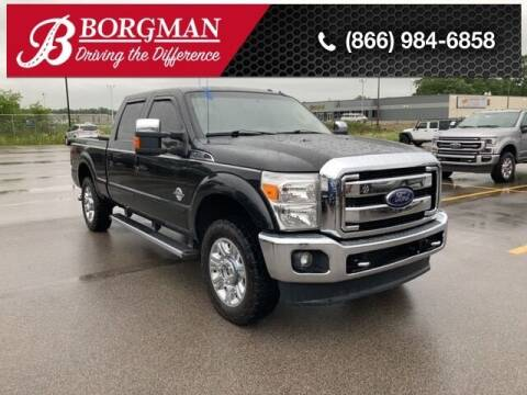 2014 Ford F-250 Super Duty for sale at BORGMAN OF HOLLAND LLC in Holland MI