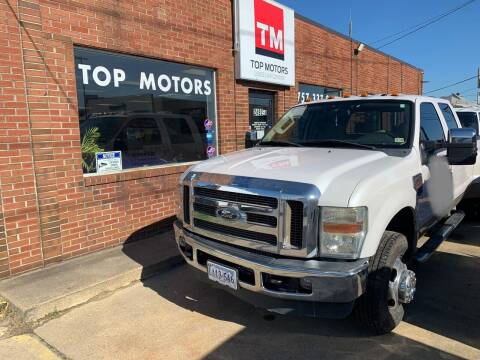 2010 Ford F-350 Super Duty for sale at Top Motors LLC in Portsmouth VA
