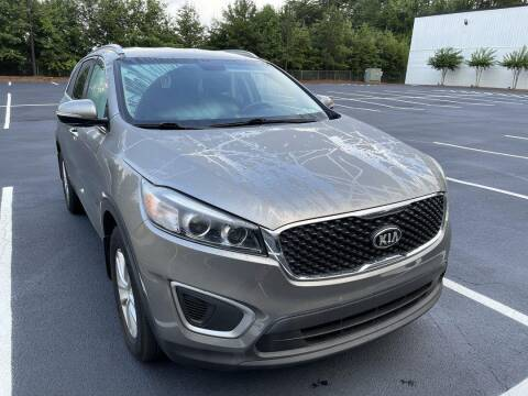 2017 Kia Sorento for sale at CU Carfinders in Norcross GA