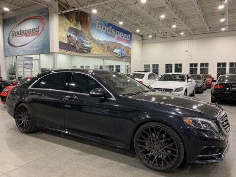 2014 Mercedes-Benz S-Class for sale at Godspeed Motors in Charlotte NC