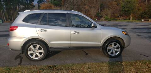 2008 Hyundai Santa Fe for sale at Village Wholesale in Hot Springs Village AR