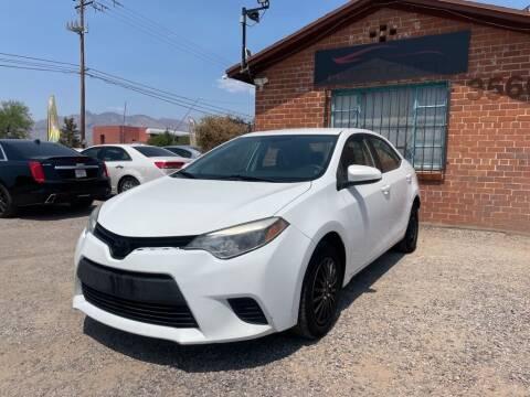 2015 Toyota Corolla for sale at Auto Click in Tucson AZ