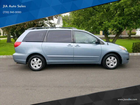 2007 Toyota Sienna for sale at JIA Auto Sales in Port Monmouth NJ